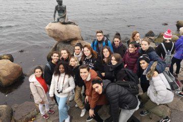 V Intercambio Escolar con Frederiksvaerk (Dinamarca)
