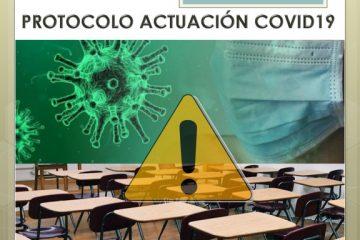 Protocolo COVID-19: Guía rápida para las familias e información para el inicio del curso 2020-21