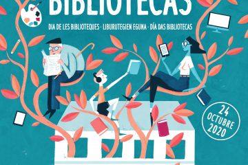 El sábado 24 de octubre es «EL DÍA DE LAS BIBLIOTECAS»