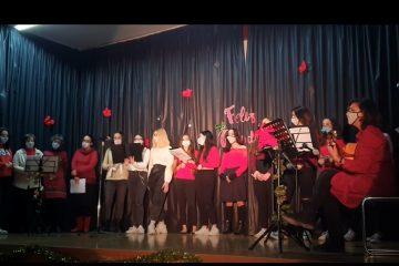 El Coro del IES Severo Ochoa os desea unas Felices Fiestas y un prospero 2.021