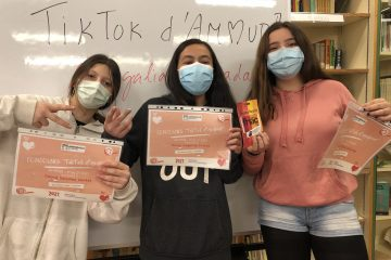 Alumnos del centro premiados por Andogalia Granada por sus conocimientos de francés