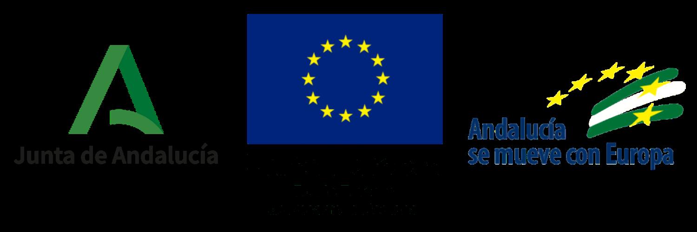 junta de Andalucía - Fondo de Desarrollo UE - Andalucía se mueve
