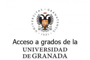 Tríptico informativo sobre la admisión a Grados 2021 UGR
