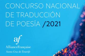 La alumna de 1ºESO Marta Padilla ganadora en la fase regional del Concurso Nacional de Traducción de Poesía Francesa 2021