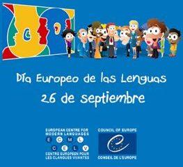 CONCURSO ERASMUS+  SOBRE «EL DÍA EUROPEO DE LAS LENGUAS»